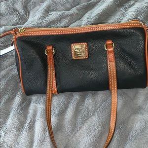 Dooney &Bourke luxury barrel bag